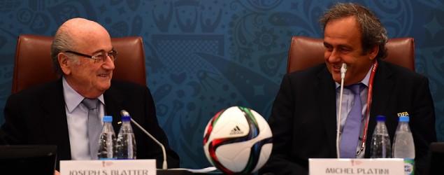 Blatter und Platini (Bild: Getty Images)