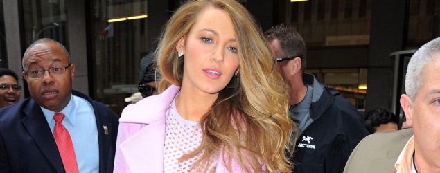 Blake Lively hair. Photo: Getty Images