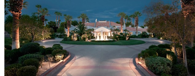 A Vegas estate fit for the King of Pop