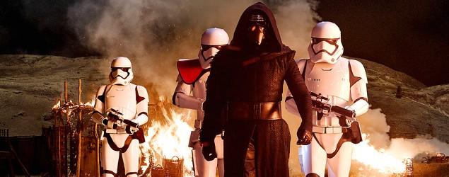 'Star Wars: The Force Awakens' (Disney)