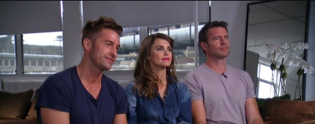 'Felicity' cast remembers the good times (NBC)