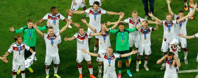 Weltmeister Bild:Getty Images