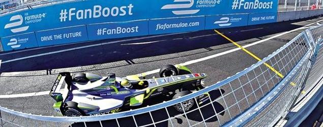 電動方程式賽車明年10月會戰 中環狂野時速E