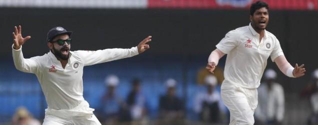 Photo Gallery: India vs New Zealand