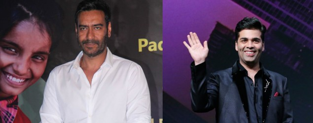 My issues with Karan Johar strictly personal: Ajay Devgn