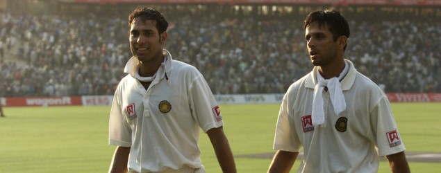 5 highest Test partnerships for India