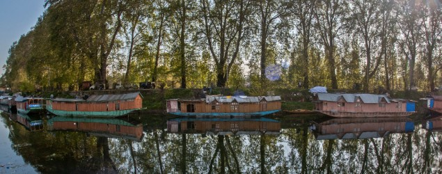 Kashmir blooming, but where are the tourists?
