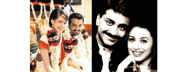10 actresses who married their directors