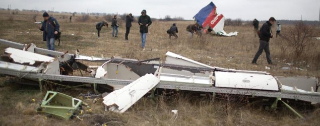 Investigators: Russian-made missile downed Malaysian flight MH17. (AFP)