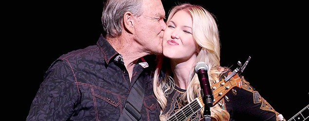 Glen Campbell's daughter carries on his legacy