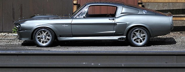 'Gone in 60 Seconds' Mustang to be auctioned