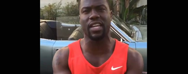 Kevin Hart's plea to save bus driver's job