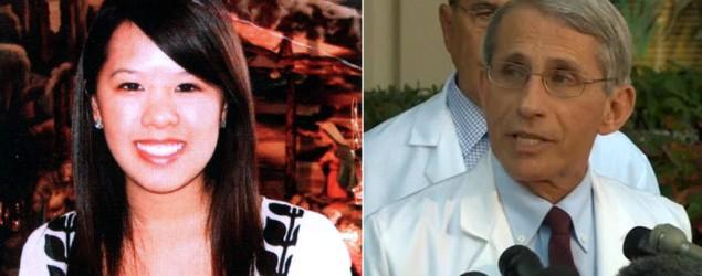 Dallas Ebola nurse in 'fair' condition in Md.