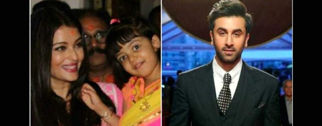 Aaradhya has a little crush on RK