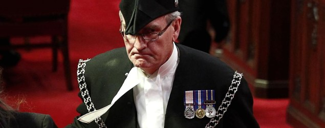 Sergeant-at-arms in Ottawa shooting is hailed as a hero. (Reuters)