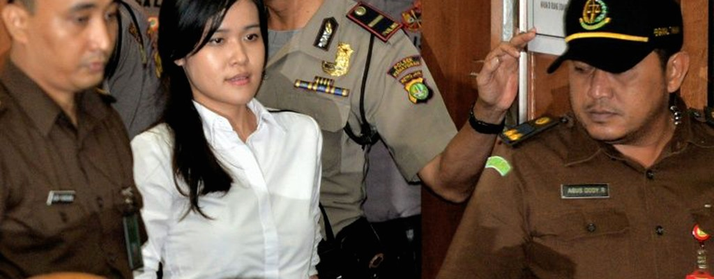 Indonesian jailed 20 years in 'poisoned coffee' murder
