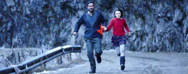 Ajay Devgn struggles to the peak in 'Shivaay'
