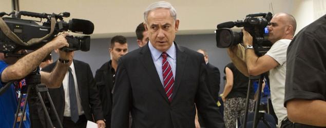 Israeli Prime Minister Benjamin Netanyahu (AP)