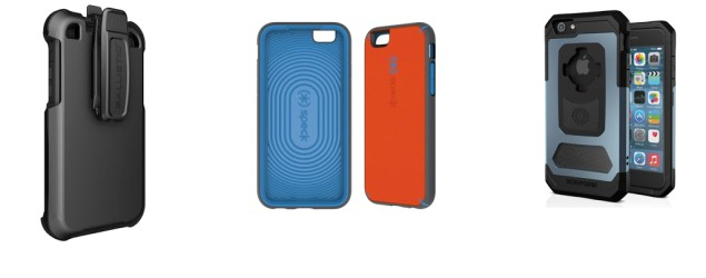 5 tough cases to protect the iPhone 6