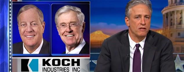 TV host offers 'minor adjustments' to Koch ad