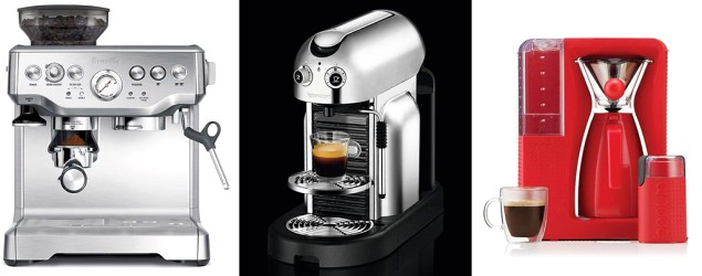 8 beautiful gadgets for the perfect coffee at home