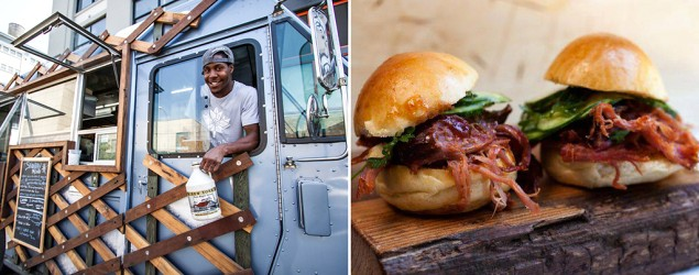 NYC food truck gives young offenders second shot