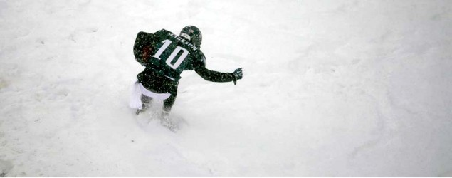 NFL's 10 best snow games of all time