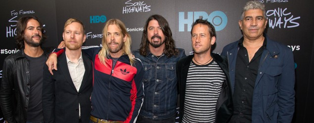 Foo Fighters drop surprise EP for free
