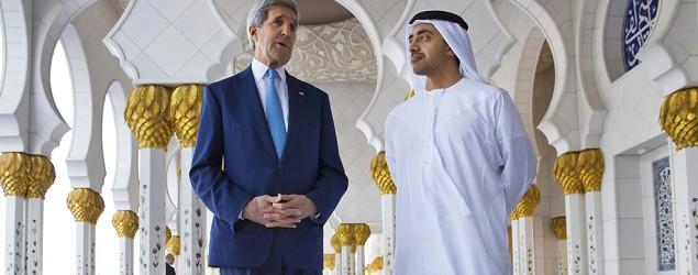 Kerry rallies Gulf behind renewed anti-ISIS push