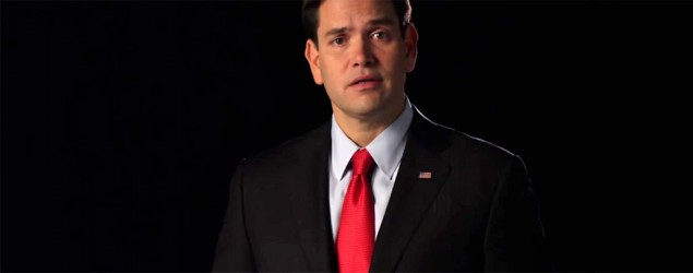 Rubio's first TV ad: 'Paris could happen here'