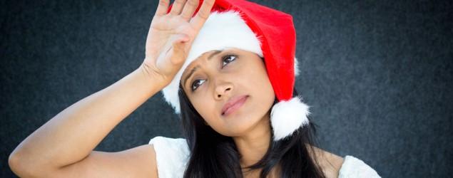 ¿También sufres del síndrome de fin de año? / Thinkstock