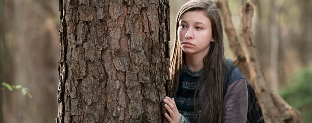 "Enid (Katelyn Nacon) on ""The Walking Dead."" (AMC)"