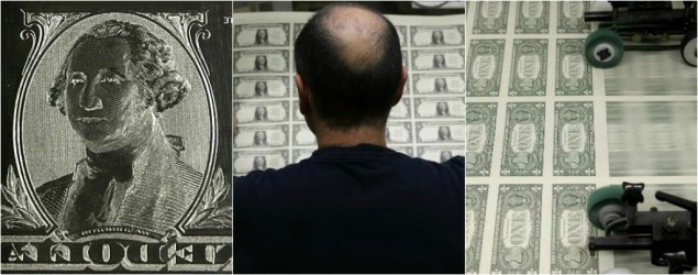Photo gallery: Here's how the US Dollar is manufactured