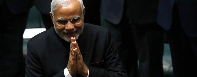 Congress signals it could back Modi's insurance reform plan