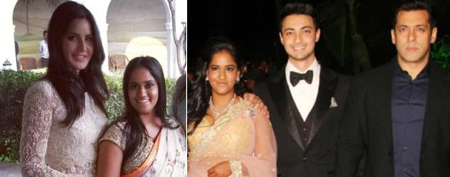 Why Katrina Kaif skipped Arpita Khan's reception