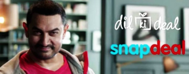 Snapdeal dissociates itself from Aamir's comment