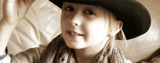 Girl fights rare case of breast cancer at age 8 (Amy Rushlow)