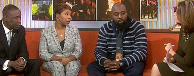 Michael Brown's mom: Officer's story 'sounds crazy' (NBC)