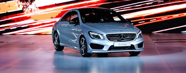 Mercedes-Benz CLA (Getty Images)