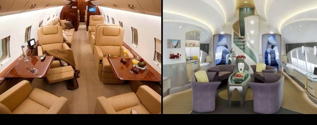 Private Jets (Supplied)