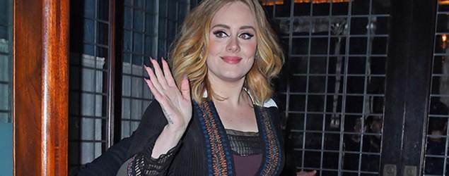 Adele's $10 diet secret