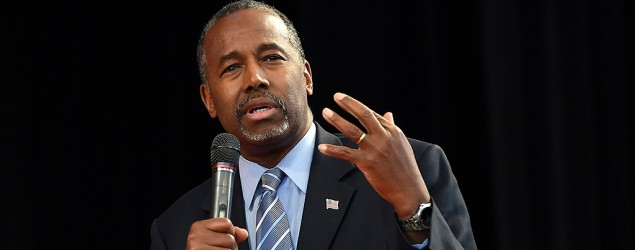 Ben Carson (Getty Images)