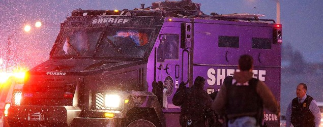Planned Parenthood says Colorado shooter opposed abortion. (Yahoo News)