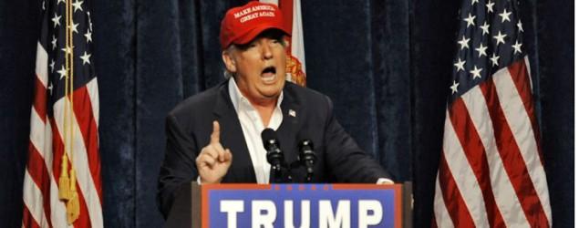 Donald Trump at a rally in Sarasota, Fla. (AP)