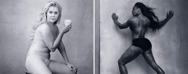 Amy Schumer and Serena Williams (Pirelli)