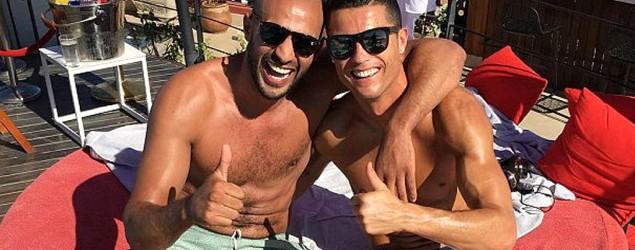 Cristiano Ronaldo / Foto: Instagram