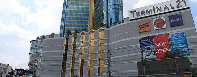 港遊客曼谷Terminal 21墮樓亡
