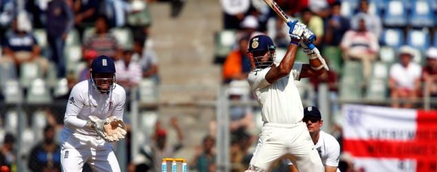 Live scores: India vs England