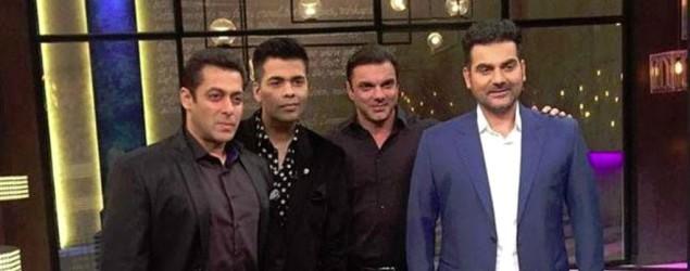 Salman is still a virgin: Khan brothers make 5 revelations