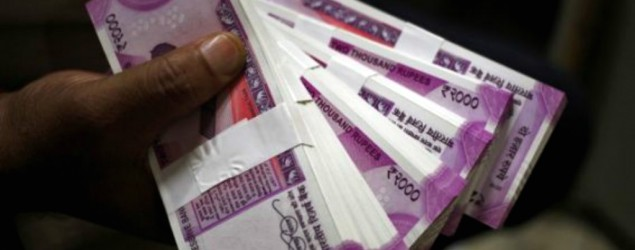 Rs 93 lakh in new currency seized in Karnataka